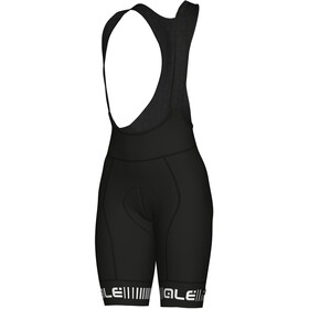 Alé Cycling Graphics PRR Strada Bib Shorts Dame black-white